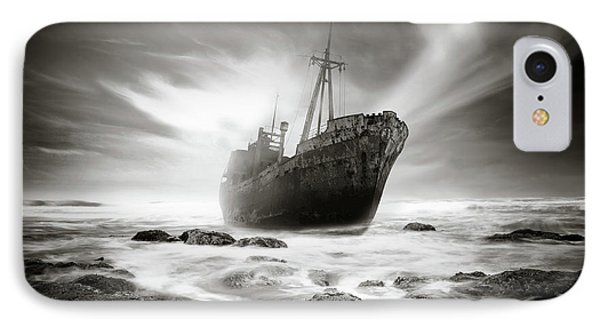 The Shipwreck IPhone Case