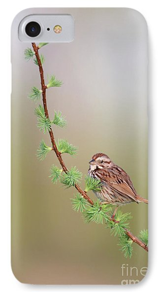 The Spring. IPhone Case