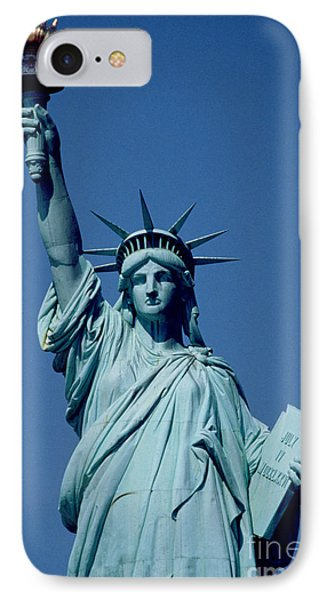 The Statue Of Liberty IPhone Case