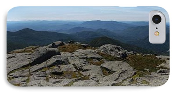 The View North From Mt. Marcy IPhone Case