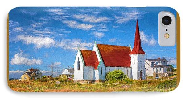 The Village Church IPhone Case