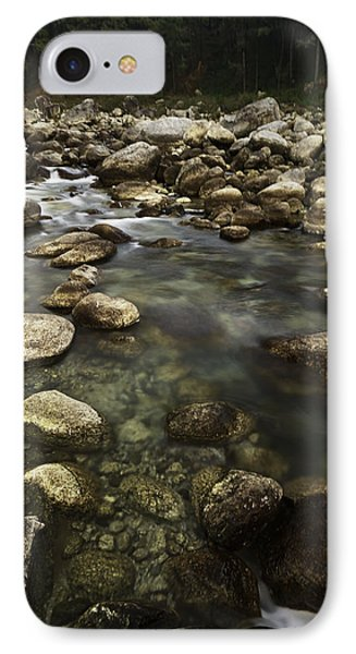 The Waters Flow IPhone Case
