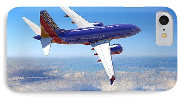 The Wonder Of Flight IPhone Case