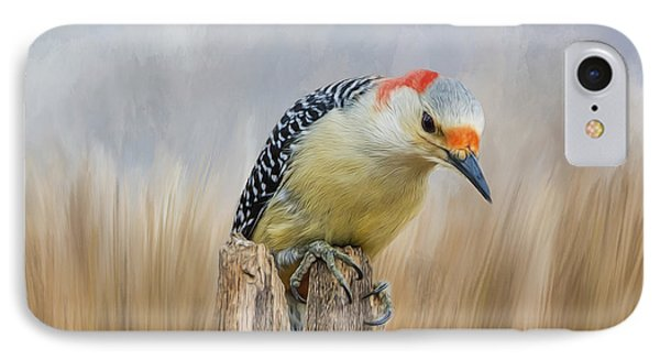 The Woodpecker IPhone Case