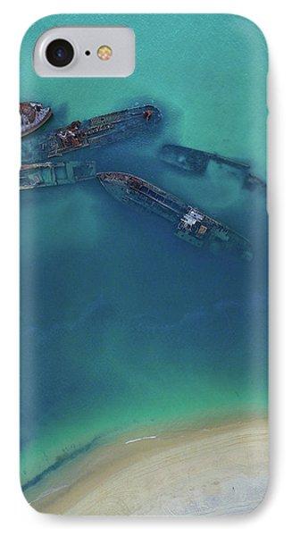 The Wrecks IPhone Case