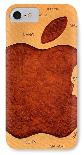 Think Different Steve Jobs 2 IPhone Case