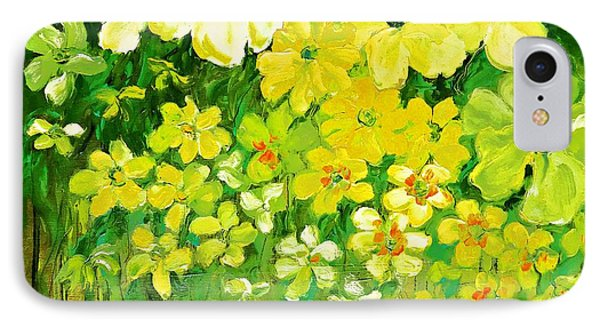 This Summer Fields Of Flowers IPhone Case