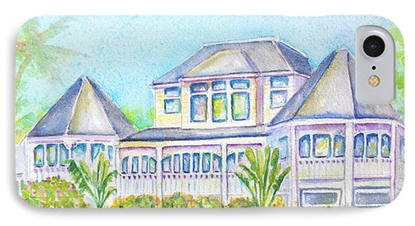 Thistle Lodge Casa Ybel Resort  IPhone Case