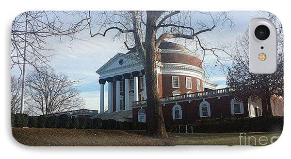 Thomas Jefferson's Rotunda IPhone Case