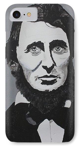 Thoreau IPhone Case