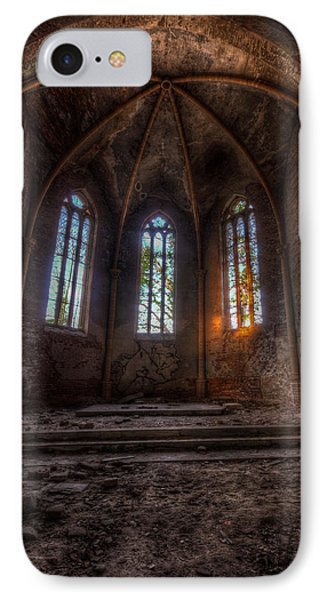 Three Tall Arches IPhone Case