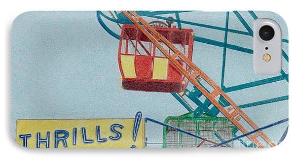 Thrills IPhone Case