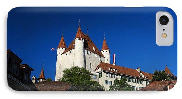 Thun Castle IPhone Case