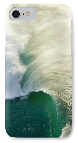 Helicopter iPhone 8 Case - Thunder Curl by Sean Davey