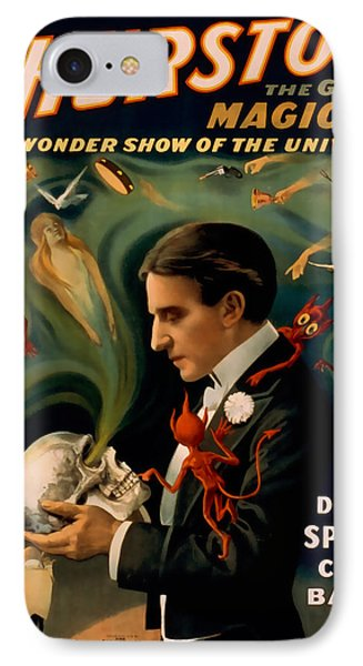Thurston The Great Magician IPhone Case