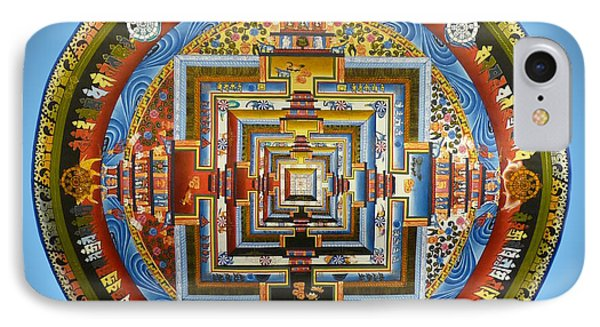 Tibetian Mandala  IPhone Case