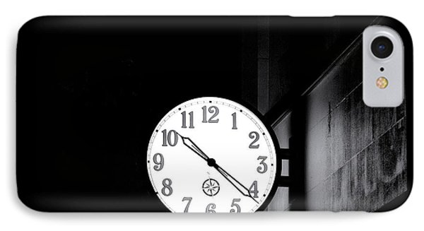 Time Is Slipping Away IPhone Case