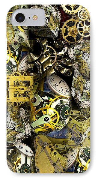 Time Is Stacking Up IPhone Case