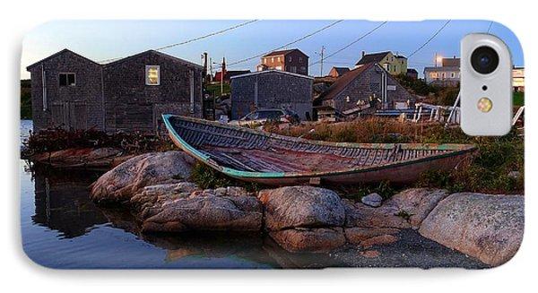 Peggy's Cove, Nova Scotia IPhone Case
