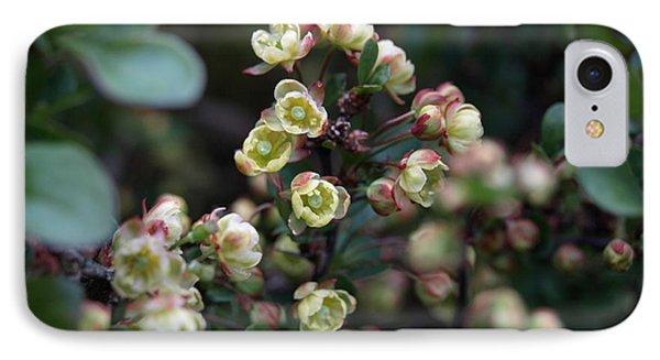 Tiny Flowers IPhone Case