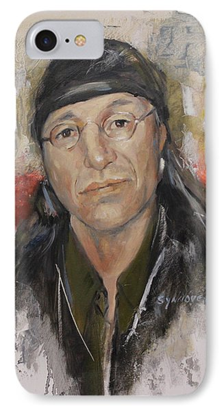 To Honor John Trudell IPhone Case