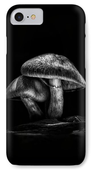 Toadstools On A Toronto Trail No 2 IPhone Case