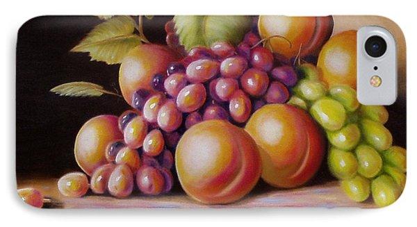 Todays Harvest IPhone Case