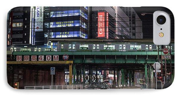 Tokyo Transportation, Japan IPhone Case