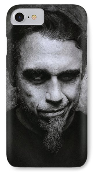 Tom Araya IPhone Case
