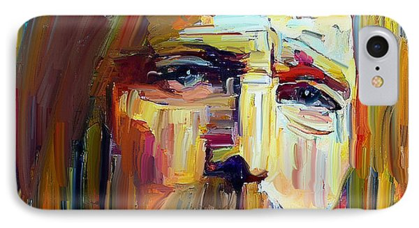 Tribute iPhone 8 Case - Tom Petty Tribute Portrait 4 by Yury Malkov