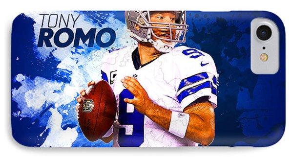 Tony Romo IPhone Case