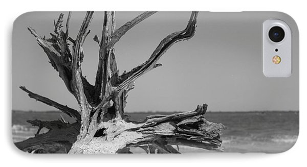 Toppled Tree IPhone Case