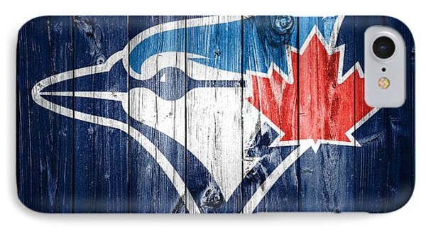 Toronto Blue Jays Barn Door IPhone Case