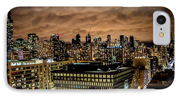 Toronto Dusk IPhone Case