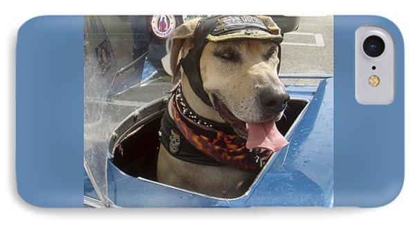 Tourist Dog 2 Square IPhone Case