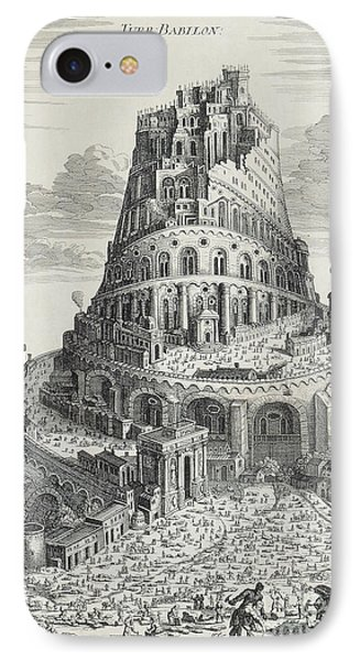 Tower Of Babylon IPhone Case