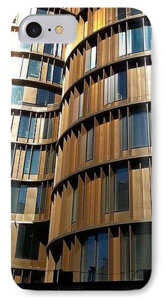 Towers In Copenhagen IPhone Case