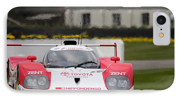 Toyota Ts010  IPhone Case