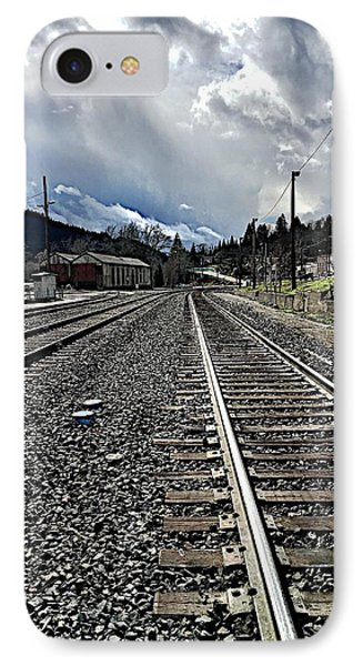 Tracks IPhone Case