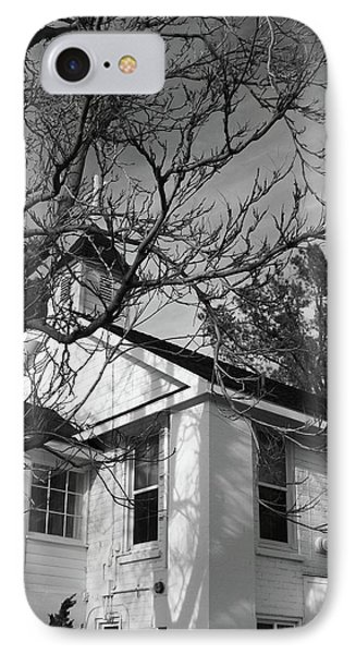 Traditional Country Church IPhone Case