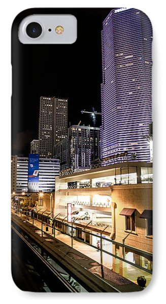Train Station IPhone Case