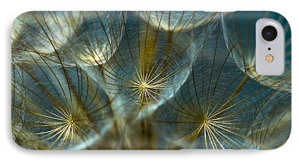 Translucid Dandelions IPhone Case