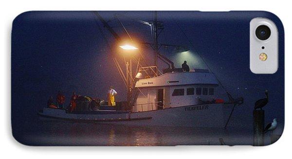 Traveler Bait Boat IPhone Case