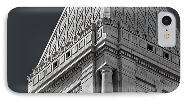 Travelers Tower Summit IPhone Case
