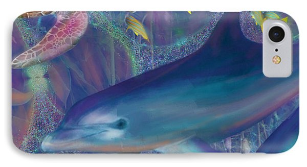 Treasures Of The Caribbean IPhone Case
