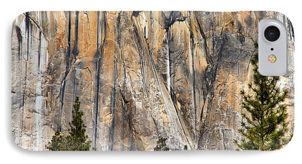 Trees And Granite IPhone Case