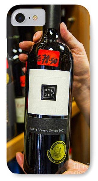 Tremendous Wine IPhone Case