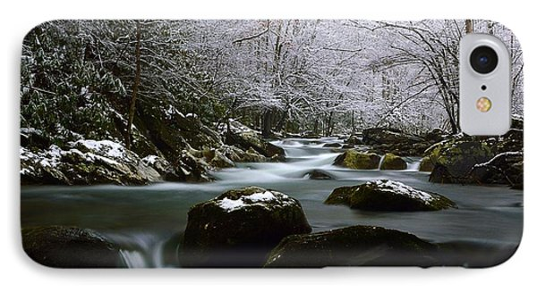 Tremont Treasure Great Smoky Mountains National Park IPhone Case