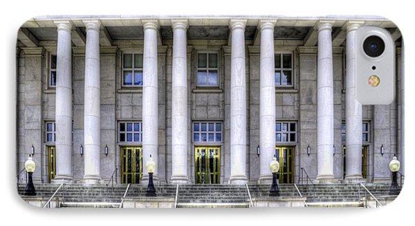 Trent Lott National Center IPhone Case