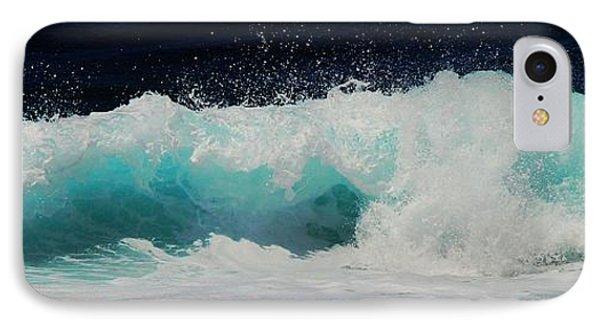 Tropical Ocean Surf IPhone Case